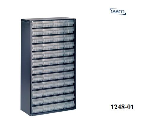 Raaco Raaco Kast met 48 laden 1248 01 | DKMTools - DKM Tools