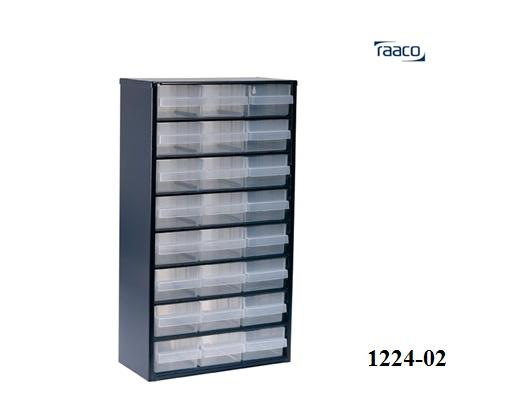 Raaco Raaco Kast met 24 laden 1224 02 | DKMTools - DKM Tools