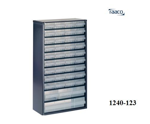 Raaco Raaco Kast met 40 laden 1240 123 | DKMTools - DKM Tools