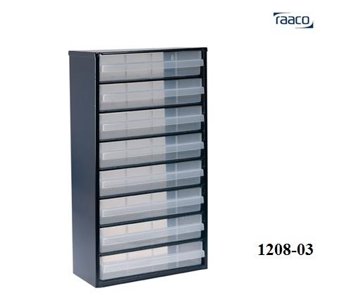 Raaco Raaco Kast met 8 laden 1208 03 | DKMTools - DKM Tools