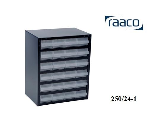 Raaco Raaco Kast met 24 laden 250 24 1 | DKMTools - DKM Tools