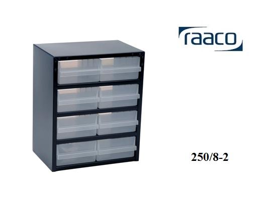 Raaco Raaco Kast met 8 laden 250 8 2 | DKMTools - DKM Tools