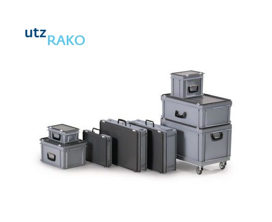 Rako Kunststof koffers | DKMTools - DKM Tools