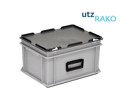 Rako Kunststof koffer met koffergreep   DKMTools - DKM Tools