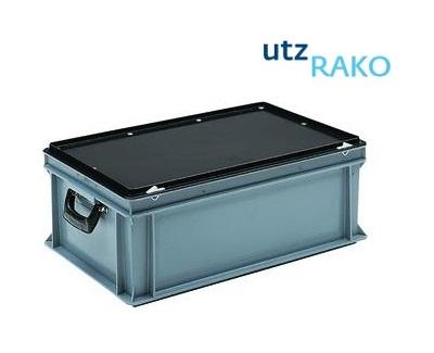 Rako Kunststof koffer met 2 handgrepen   DKMTools - DKM Tools