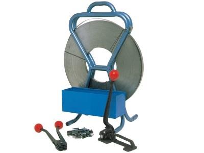 Omsnoeringssets 16mm op haspel staalband | DKMTools - DKM Tools