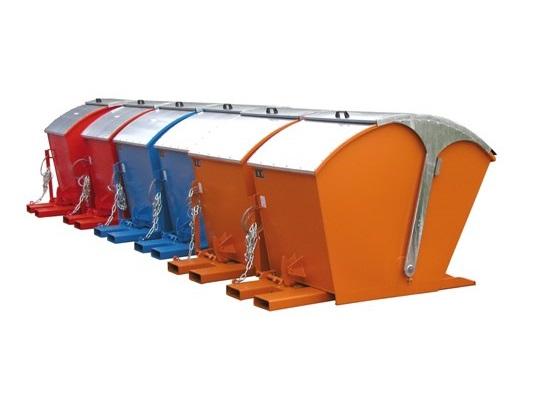 Kiepcontainers Bauer RD | DKMTools - DKM Tools
