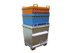 Bodemklepcontainers conisch Bauer BKB | DKMTools - DKM Tools