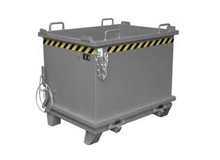 Bodemklepcontainers Bauer SB | DKMTools - DKM Tools