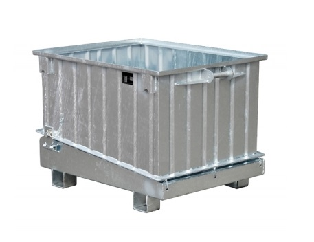 Bodemklepcontainers Bauer HKB | DKMTools - DKM Tools
