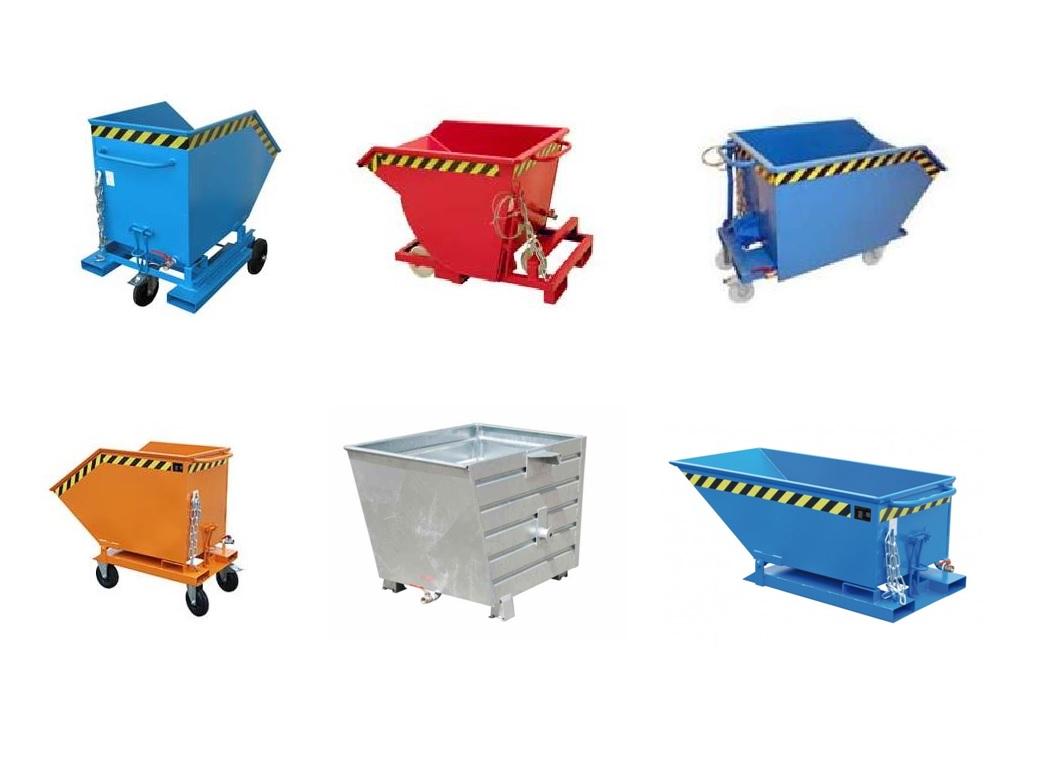Spaander containerwagens | DKMTools - DKM Tools