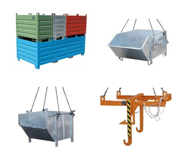 Bouwstofcontainers | DKMTools - DKM Tools