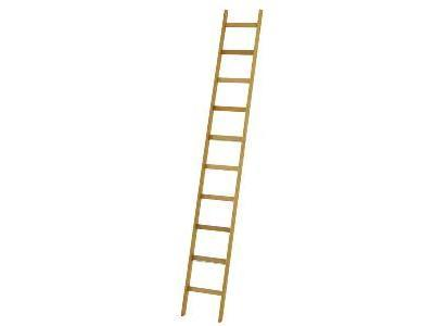 Zarges Enkele ladders hout | DKMTools - DKM Tools