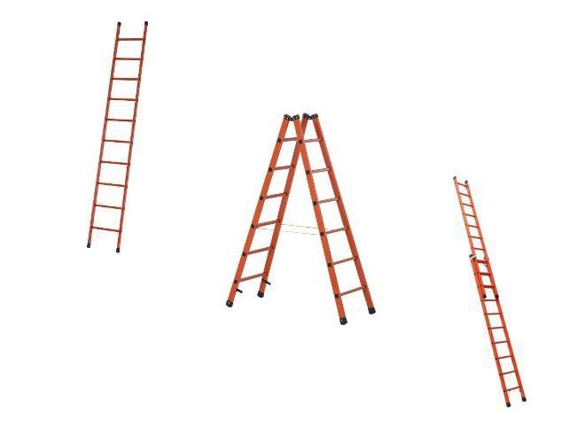 Kunststof trappen en ladders | DKMTools - DKM Tools
