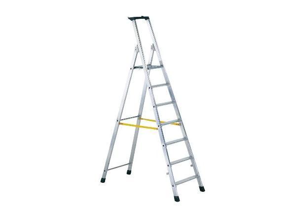 Zagres Staande ladder met opstaande rand Z300 | DKMTools - DKM Tools