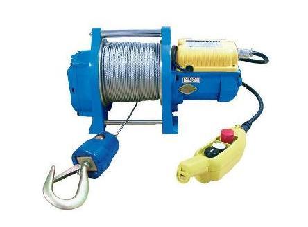Elektrische lier PLA B | DKMTools - DKM Tools