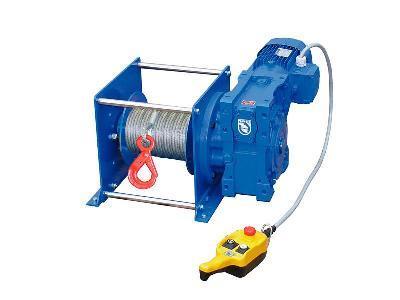 Elektrische lier Porty | DKMTools - DKM Tools