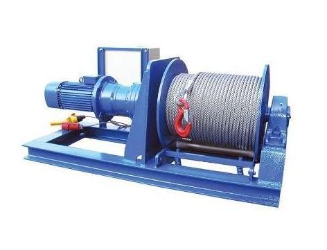 Elektrische lier SB E | DKMTools - DKM Tools