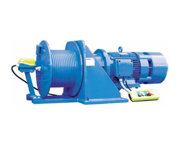 Elektrische lier FD E | DKMTools - DKM Tools