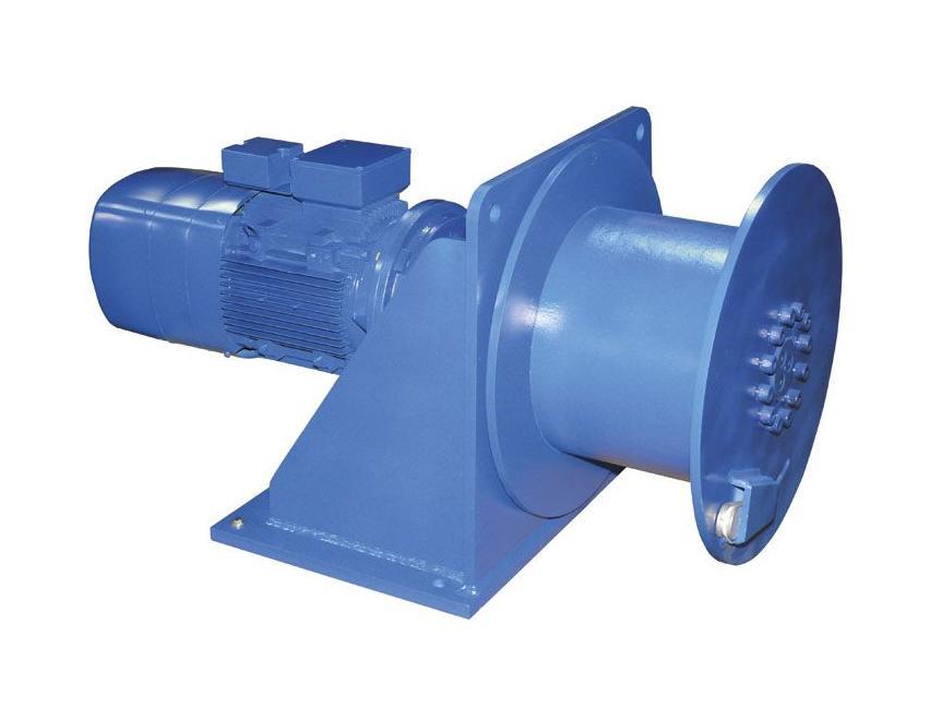 Pneumatische lier FD L | DKMTools - DKM Tools