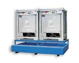 Opvangbak IBC 1000 liter Bauer AWA | DKMTools - DKM Tools