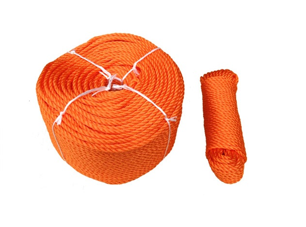 Polypropyleentouw Oranje 3-str | DKMTools - DKM Tools
