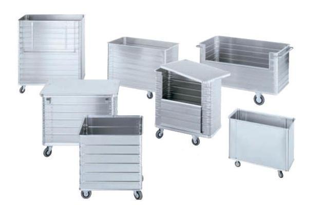 Aluminium transportwagens | DKMTools - DKM Tools