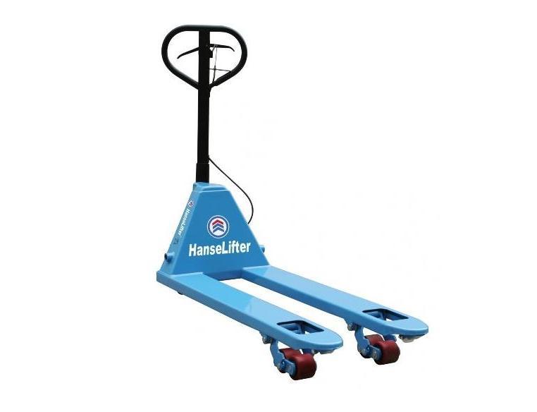 Handpalletwagens met rem BF | DKMTools - DKM Tools