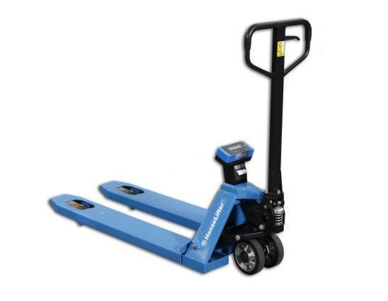 Palletwagen met weegsysteem | DKMTools - DKM Tools