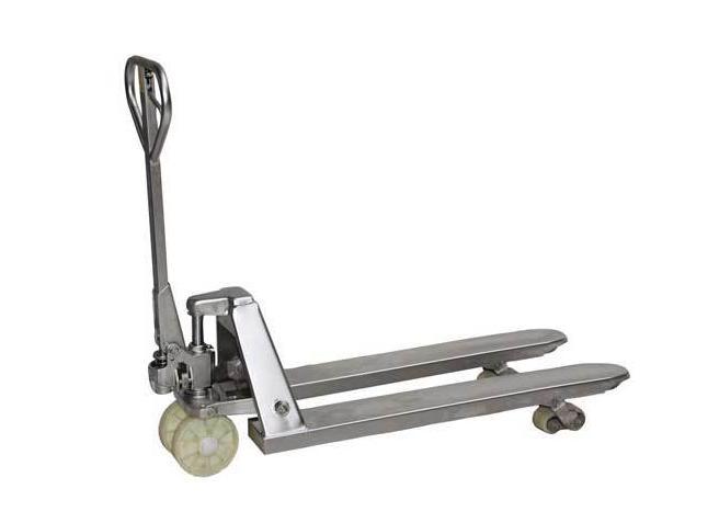 Palletwagen roestvrijstaal | DKMTools - DKM Tools