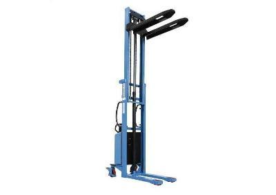 Semi Elektrische palletstapelaar 1000kg 2 5m | DKMTools - DKM Tools