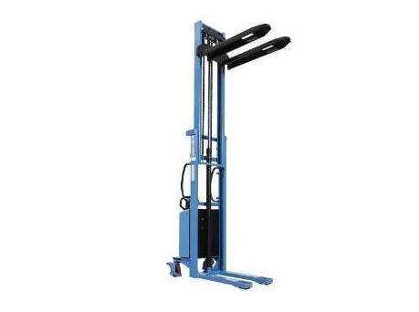 Semi Elektrische palletstapelaar 1000kg 3 0m | DKMTools - DKM Tools
