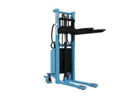 Semi Elektrische palletstapelaar 1500kg 1 6m | DKMTools - DKM Tools