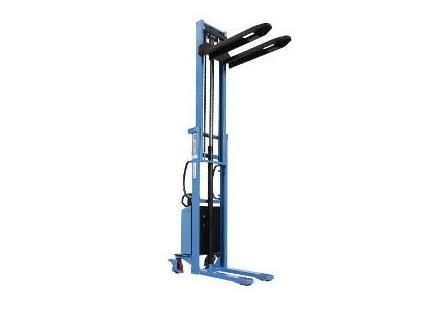 Semi Elektrische palletstapelaar 1500kg 3 5m | DKMTools - DKM Tools