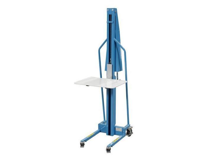 Mobiele Mini lift met handlier 100 kg | DKMTools - DKM Tools