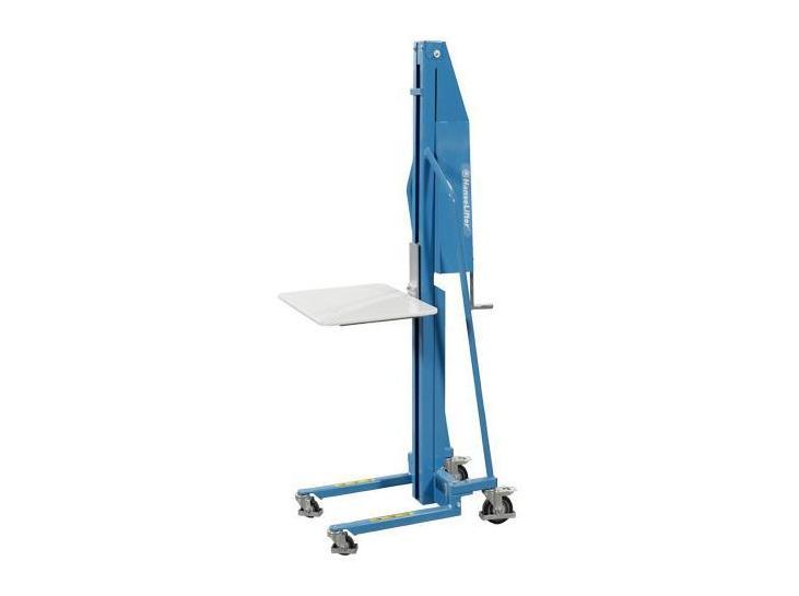 Mobiele Mini lift met handlier 200 kg | DKMTools - DKM Tools