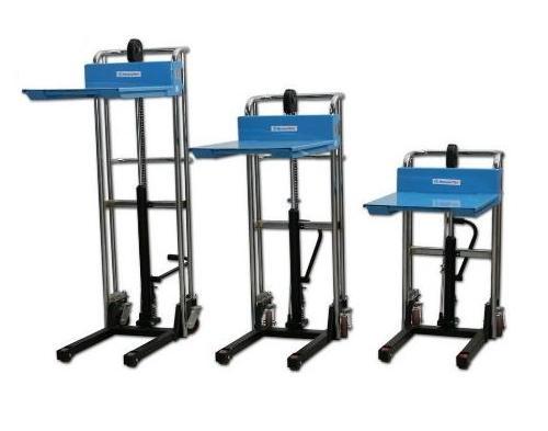 Stapelaars met platform handmatig | DKMTools - DKM Tools
