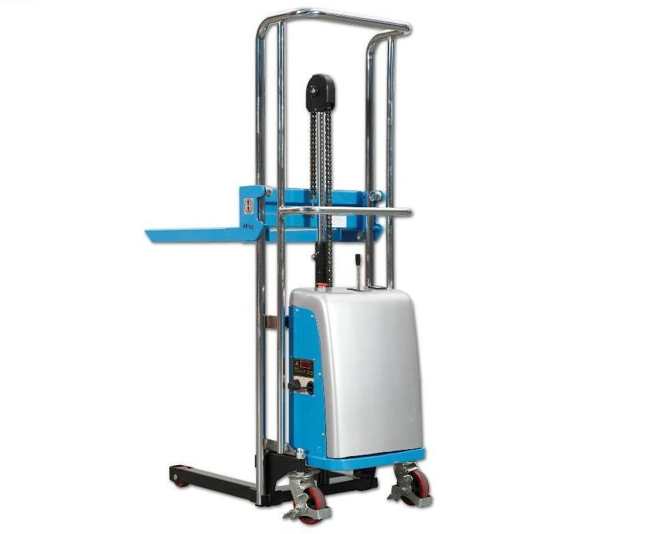Elektrische stapelaars met platform | DKMTools - DKM Tools