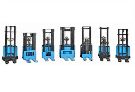 Elektrische palletstapelaars | DKMTools - DKM Tools