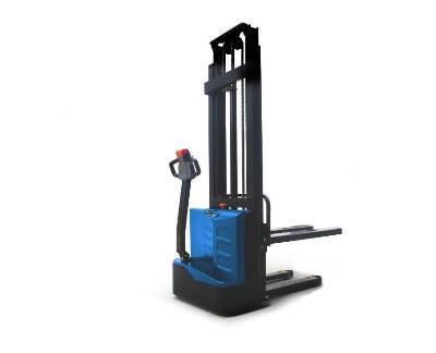 Compacte meeloop Elektrische palletstapelaar | DKMTools - DKM Tools