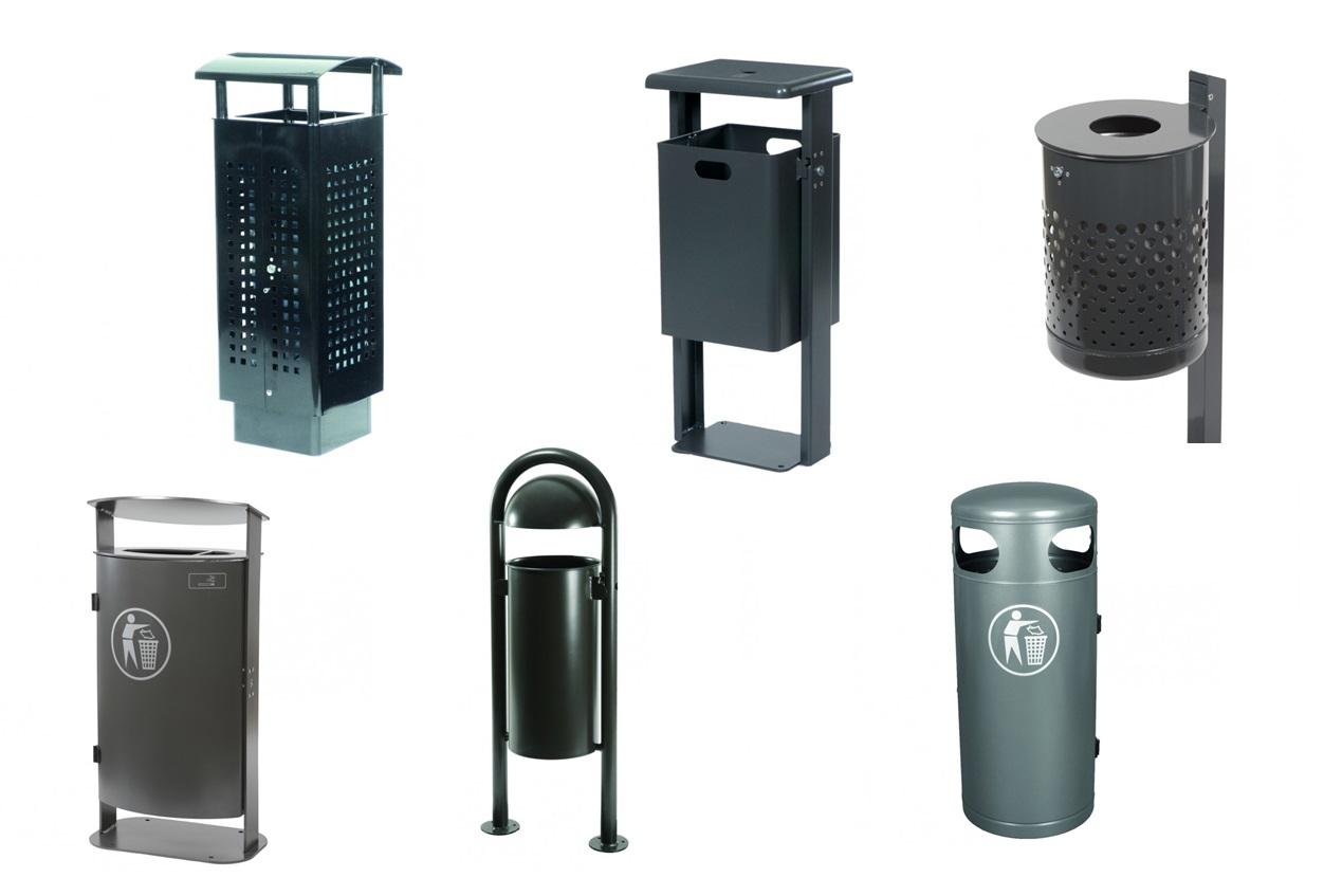 Staande afvalbakken | DKMTools - DKM Tools