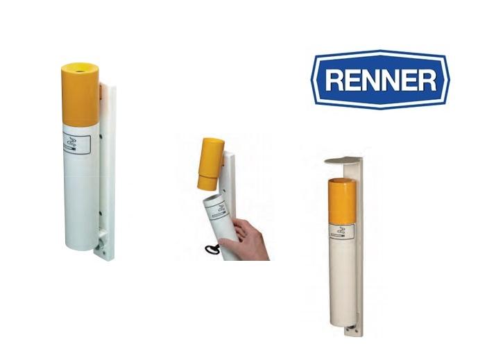 Wand asbak Sigaret design 7061 | DKMTools - DKM Tools