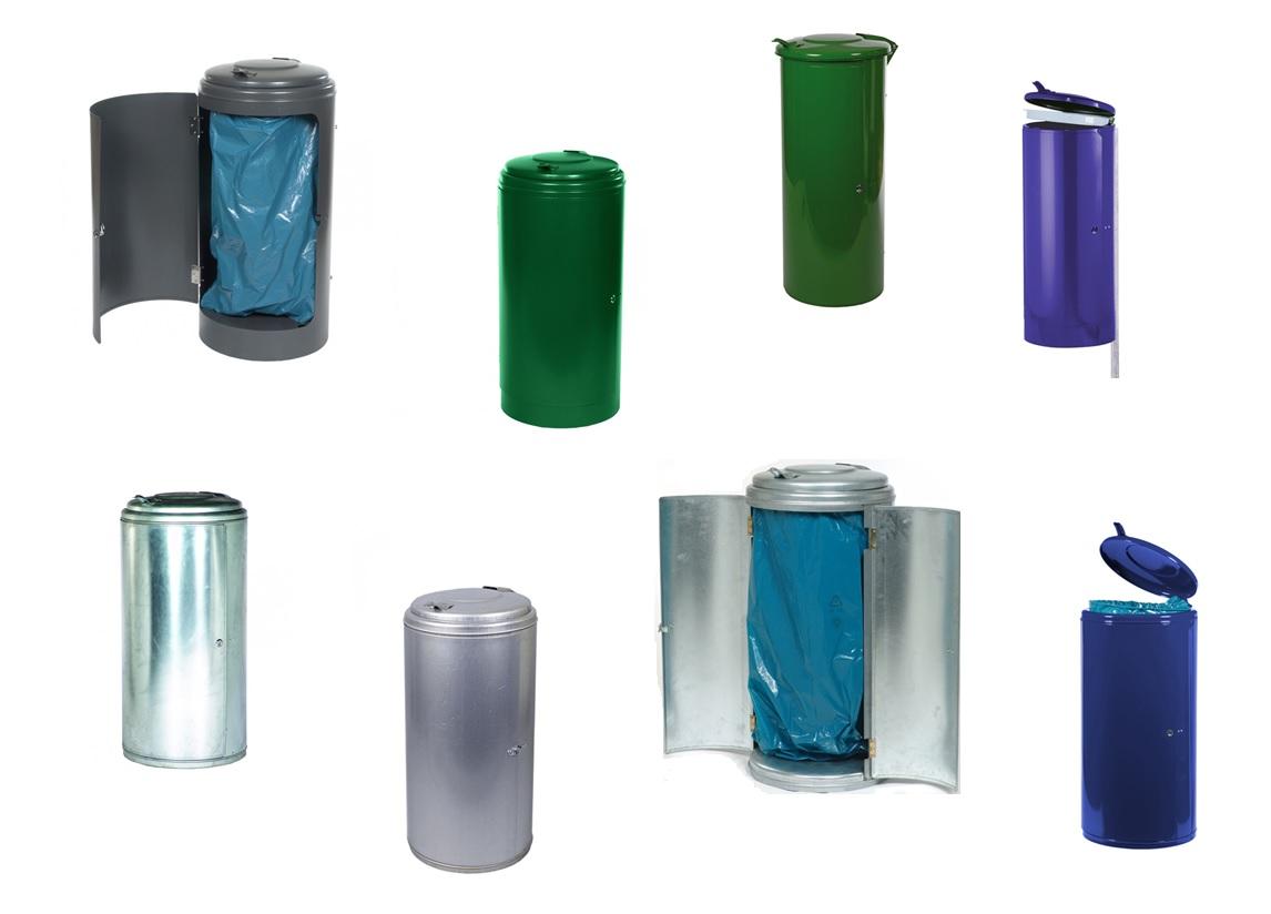 Afvalbakken | DKMTools - DKM Tools