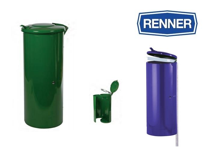 Afvalverzamelaar afsluitbaar 8059 | DKMTools - DKM Tools