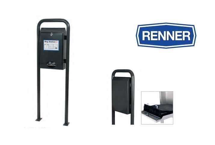 Zakken dispenser in een beugel | DKMTools - DKM Tools