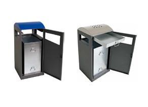 Afval asbak combinatie A3 | DKMTools - DKM Tools