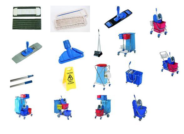 Reinigings en sanitaire voorzieningen | DKMTools - DKM Tools