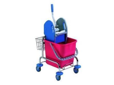 Verrijdbare schoonmaakstations 1 emmer | DKMTools - DKM Tools