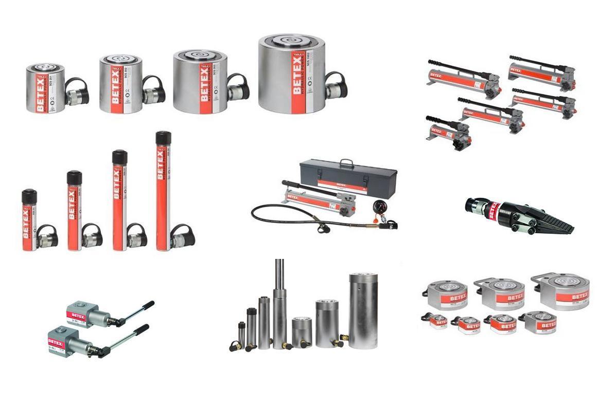 Betex hydraulic Gereedschap | DKMTools - DKM Tools