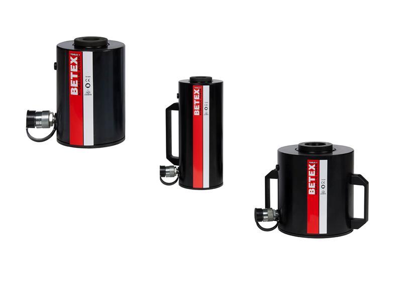 Aluminium cilinders hol enkelwerkend | DKMTools - DKM Tools